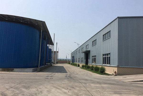 湖北世界杯盘口建材股份有限公司生产基地